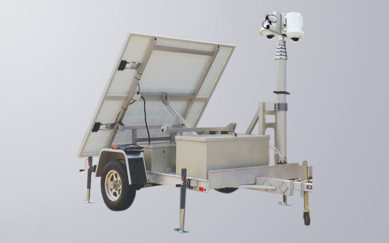 Versatile - easily mounted on a mobile or fixed power source