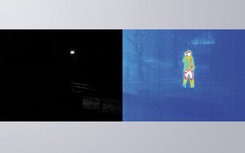 Optical night sensor vs thermal sensor
