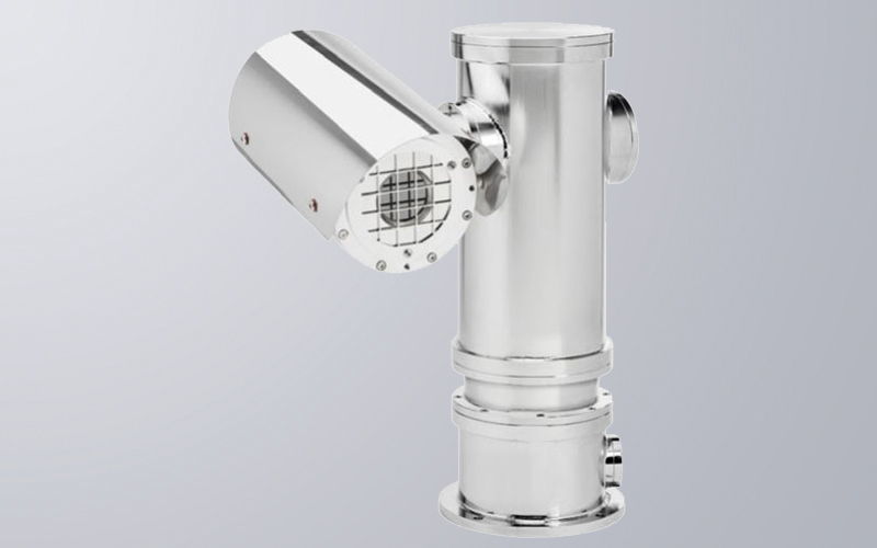 Thermal Camera  Pan & Tilt Station (grid-free option available)